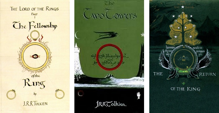 Discover Jrr Tolkiens Personal Book Cover Designs For The Lord