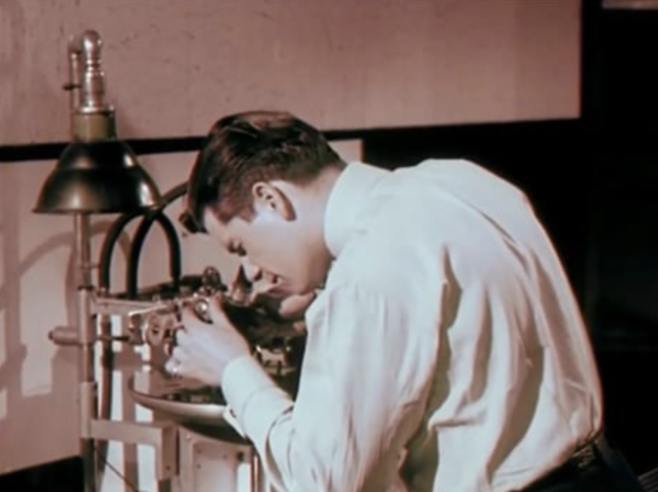 How Vinyl Records Are Made: A Primer from 1956