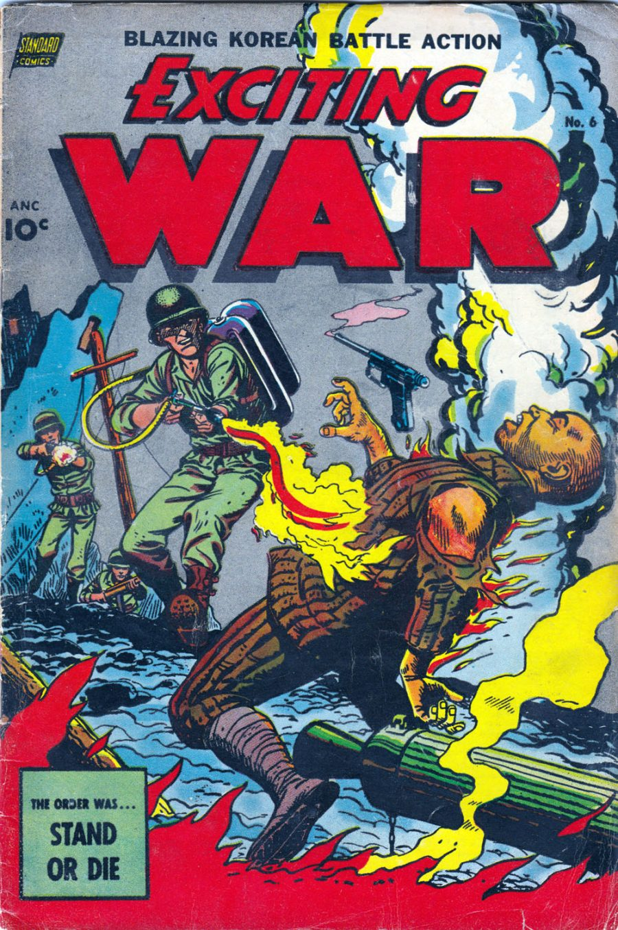 Download 15,000+ Free Golden Age Comics from the Digital Comic Museum Artes & contextos battle comic e1512063894365