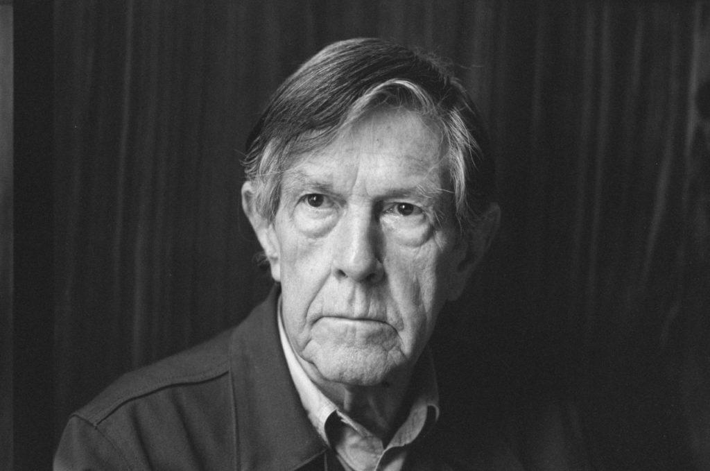Discover the 1126 Books in John Cage's Personal Library: Foucault, Joyce, Wittgenstein, Virginia Woolf, Buckminster Fuller & More