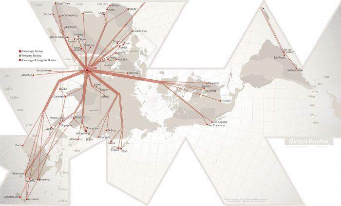 Buckminster Fuller\'s Map of the World: The Innovation that ...