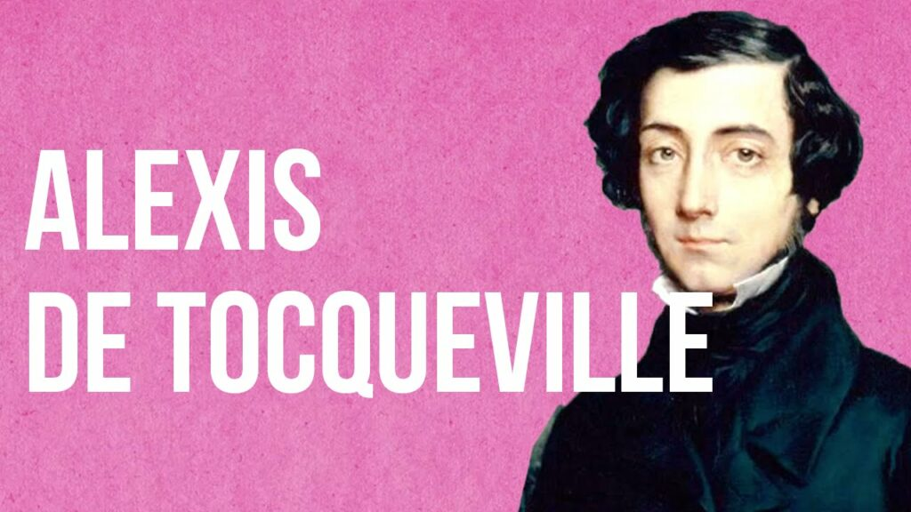 an introduction to the life of alexis de tocqueville 2017-7-10  when you rent the chateau alexis de tocqueville,  in the old joinery, you will discover an introduction to alexis de tocqueville life and achievements.