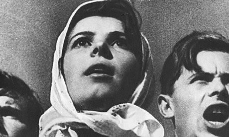 Watch Earth, a Landmark of Soviet Cinema (1930)
