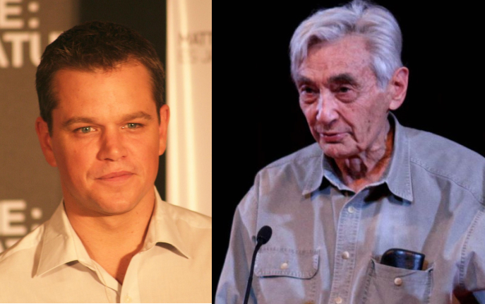 """Matt Damon Reads Howard Zinn's """"The Problem is Civil Obedience,"""" a Call for Americans to Take Action"""