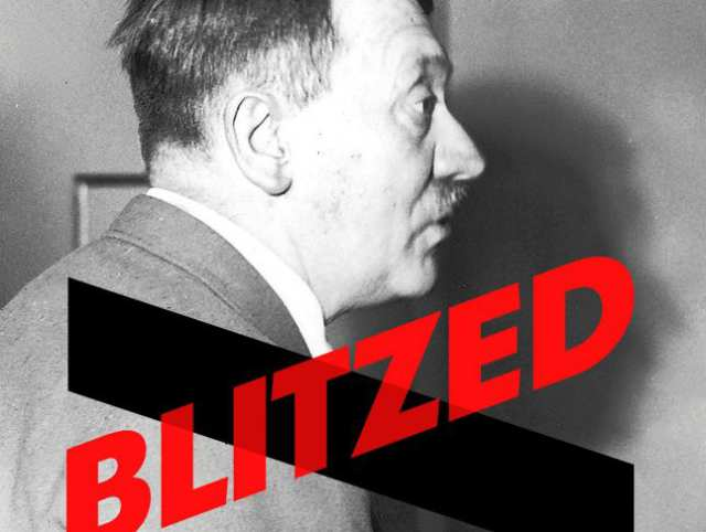 Hitler Was 'Blitzed' On Cocaine & Opiates During World War