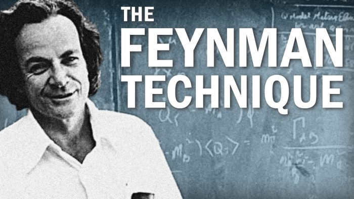 "Richard Feynman's ""Notebook Technique"" Will Help You Learn Any Subject–at School, at Work, or in Life"