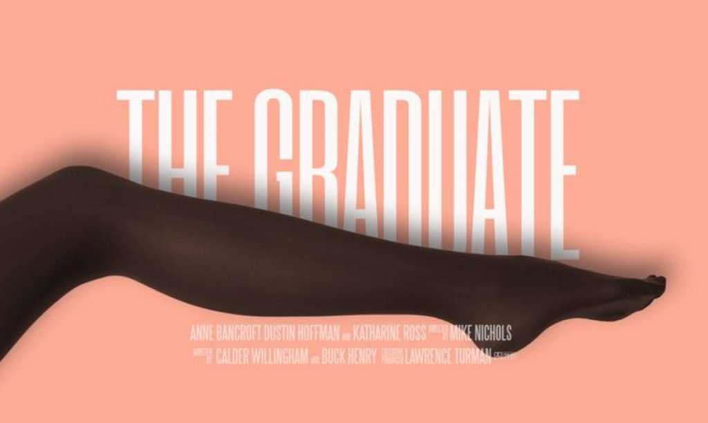 Graphic Designer Redesigns a Movie Poster Every Day, for One Year: Scarface, Mulholland Dr., The Graduate, Vertigo, The Life Aquatic and 360 More