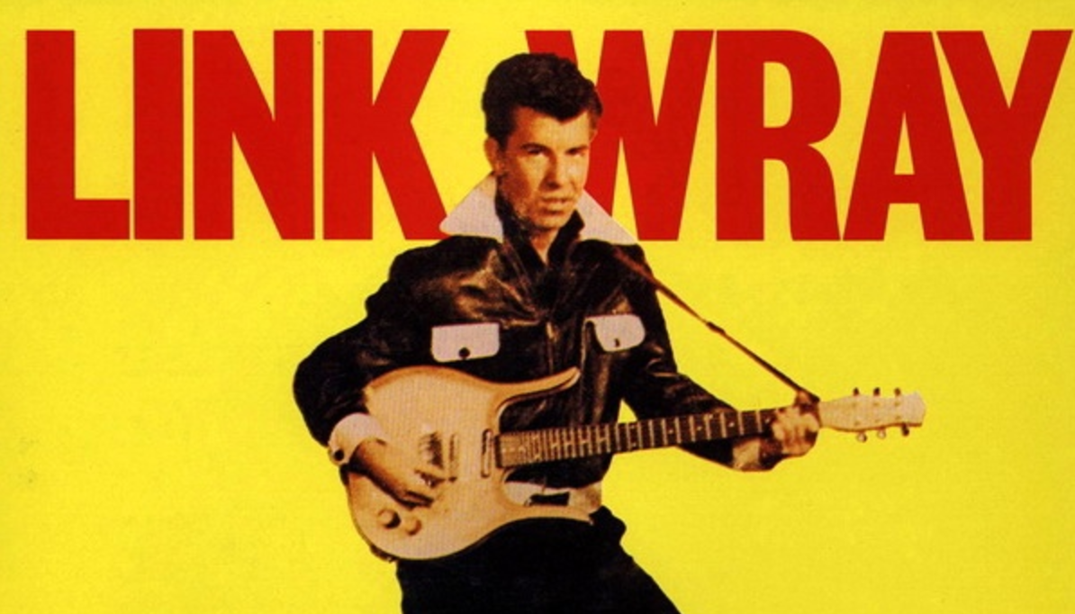 """Hear the Only Instrumental Ever Banned from the Radio: Link Wray's Seductive, Raunchy Song, """"Rumble"""" (1958)"""