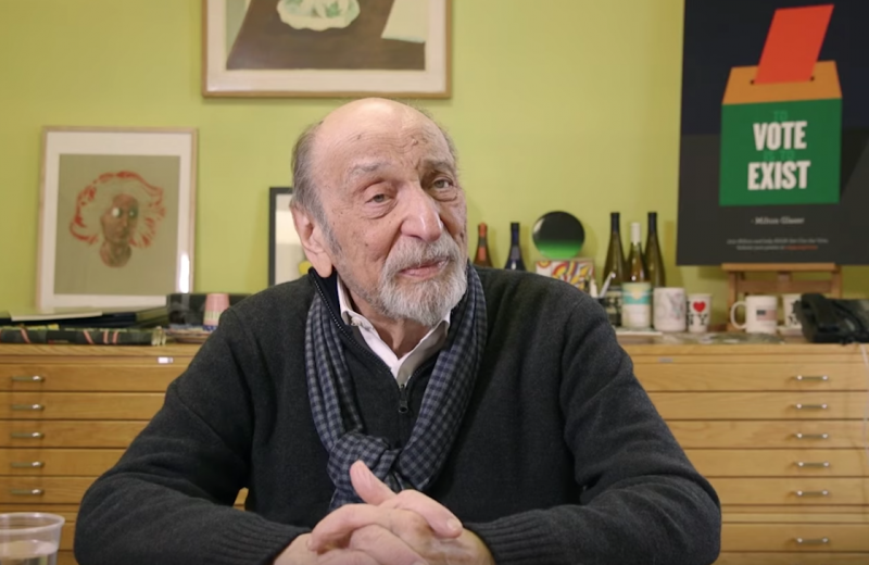 Milton Glaser (RIP) Presents 10 Rules for Life & Work: Wisdom from the Celebrated Designer 1