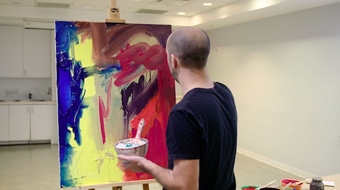 The MoMA Teaches You How to Paint Like Pollock, Rothko, de Kooning & Other Abstract Painters