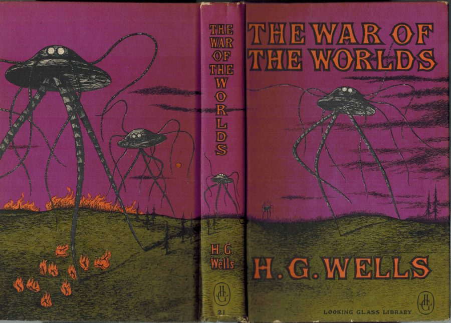 War of the world by hg wells essay