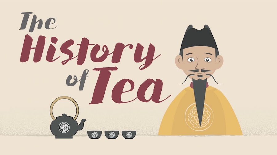 An Animated History of Tea
