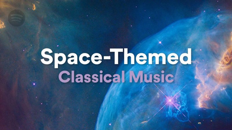 Relax with 8 Hours of Classical Space Music: From Richard Strauss & Haydn, to Brian Eno, Philip Glass & Beyond