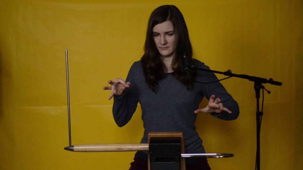 """Ennio Morricone's Iconic Song, """"The Ecstasy of Gold,"""" Spellbindingly Arranged for Theremin & Voice"""