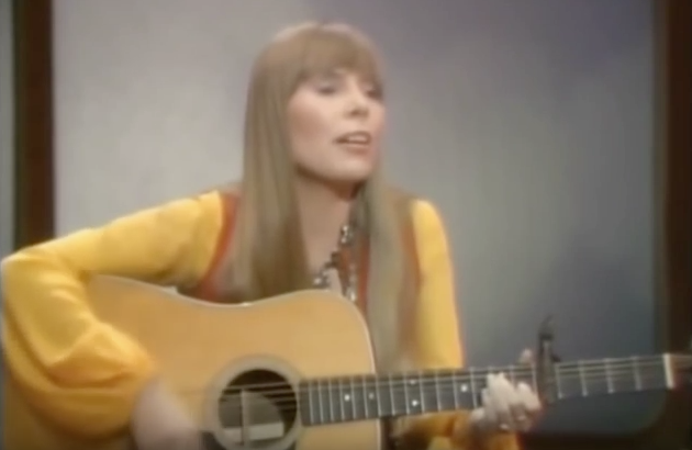 """Joni Mitchell Sings an Achingly Pretty Version of """"Both Sides Now"""" on the Mama Cass TV Show (1969)"""