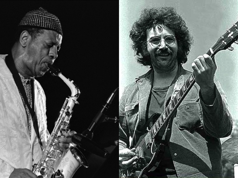 When Jazz Legend Ornette Coleman Joined the Grateful Dead Onstage for Some Epic Improvisational Jams: Hear a 1993 Recording