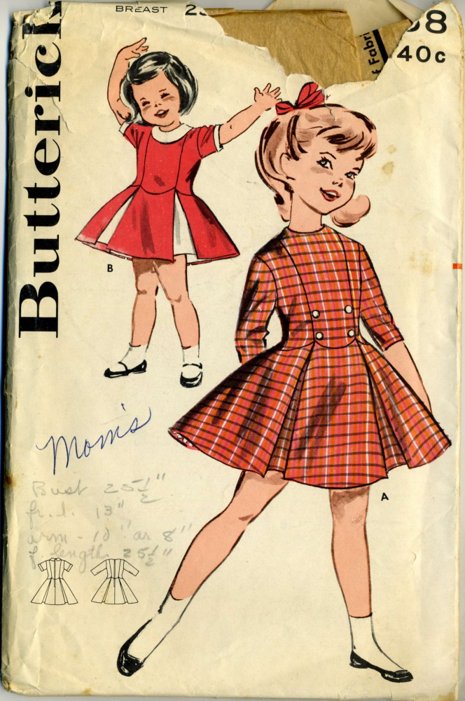 browse a collection of 83 500 vintage sewing patterns