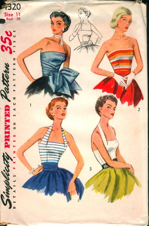 Browse A Collection Of Over 83500 Vintage Sewing Patterns Open