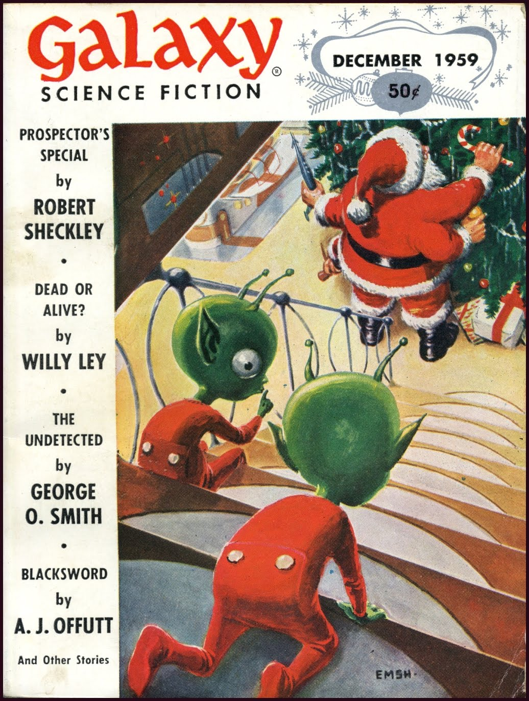 Free: 355 Issues of Galaxy, the Groundbreaking 1950s Science