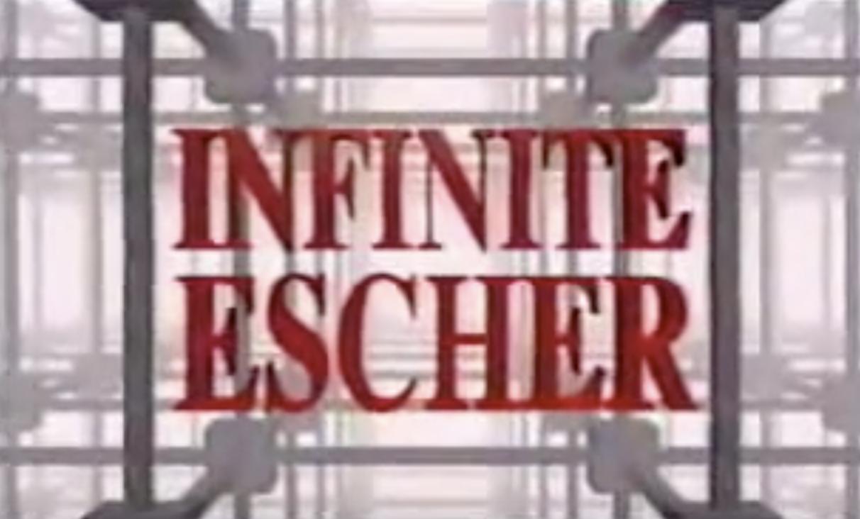 Infinite Escher: A High-Tech Tribute to M C  Escher, Featuring Sean
