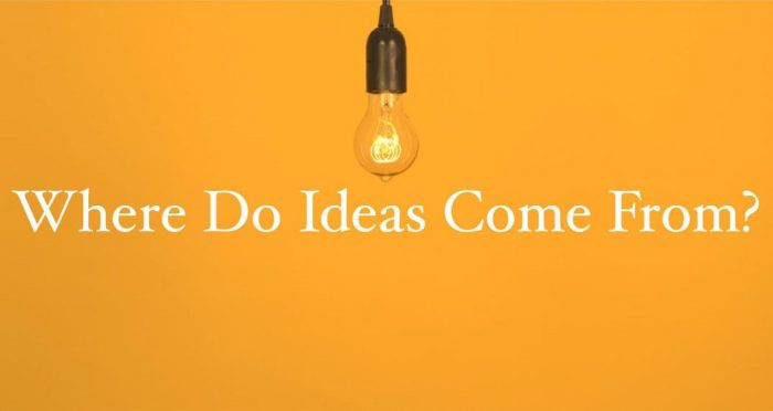 Where Do Ideas Come From? David Lynch, Robert Krulwich, Susan Orlean, Chuck Close & Others Reveal Their Creative Sources
