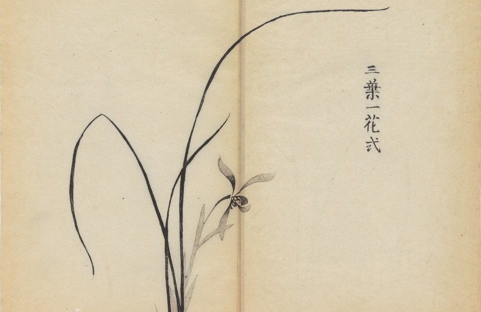 The World's Oldest Multicolor Book, a 1633 Chinese Calligraphy & Painting Manual, Now Digitized and Put Online Artes & contextos Oldest Color Book