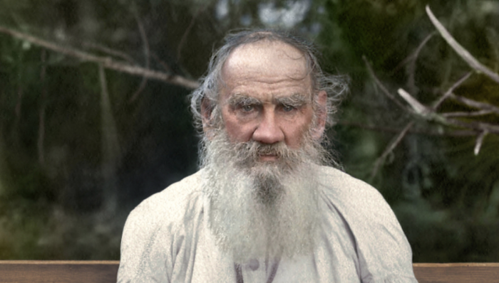 Russian History & Literature Come to Life in Wonderfully Colorized Portraits: See Photos of Tolstoy, Chekhov, the Romanovs & More