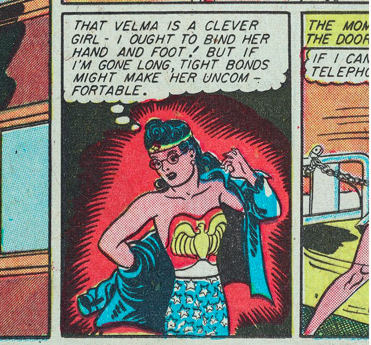 The Strange Story of Wonder Woman's Creator William Moulton