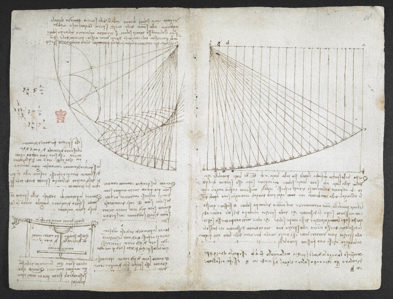 Leonardo da Vinci's Visionary Notebooks Now Online: Browse 570 Digitized Pages Artes & contextos b417c5c60bd9763ed700d78872d9624a
