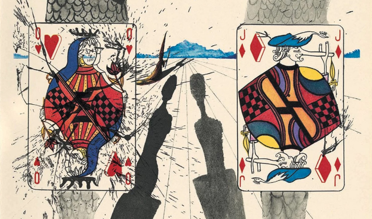 Alice S Adventures In Wonderland Illustrated By Salvador Dali In 1969 Finally Gets Reissued Open Culture