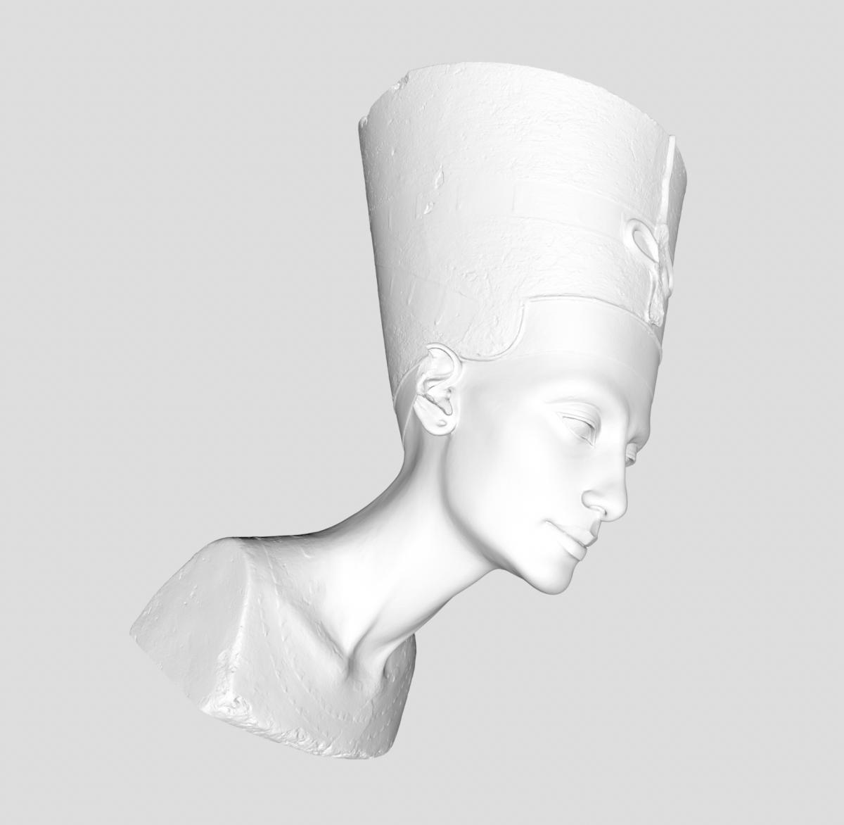 3D Scans of 7,500 Famous Sculptures, Statues & Artworks: Download