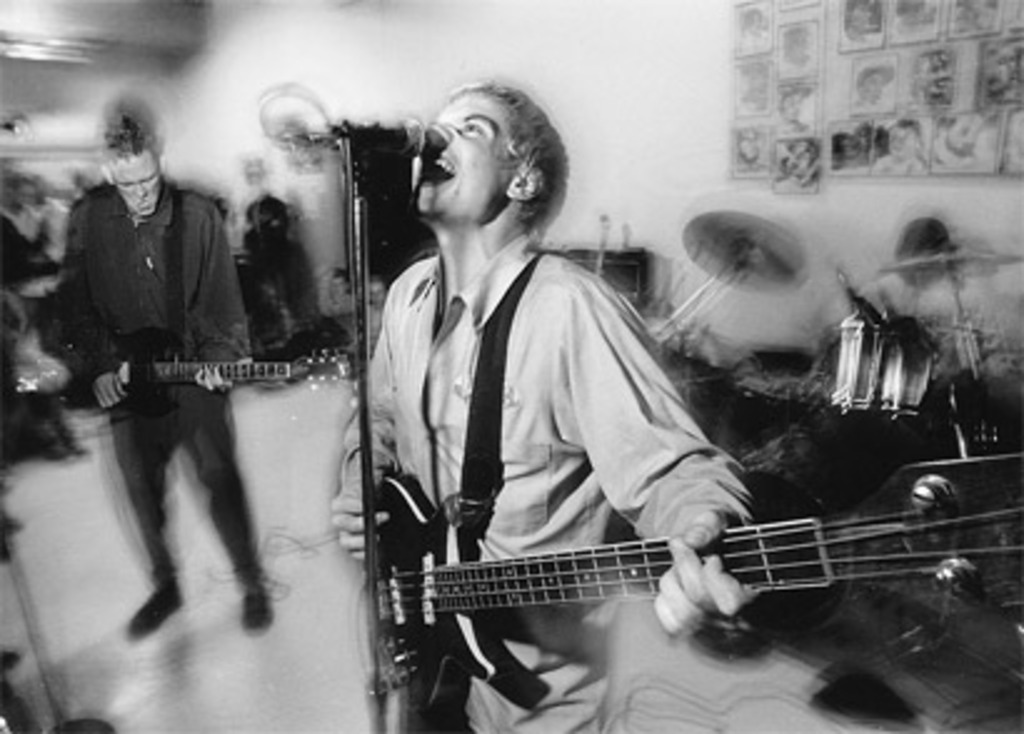 DC's Legendary Punk Label Dischord Records Makes Its Entire