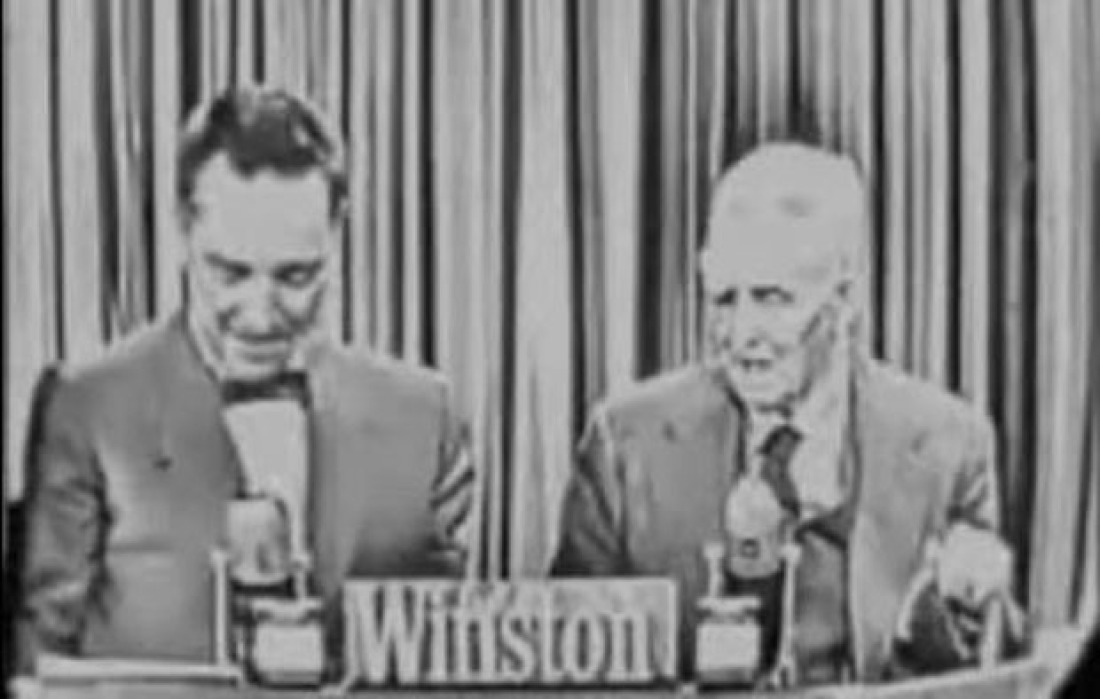 The Last Surviving Witness of the Lincoln Assassination Appears on the TV Game Show ?I?ve Got a Secret? (1956)