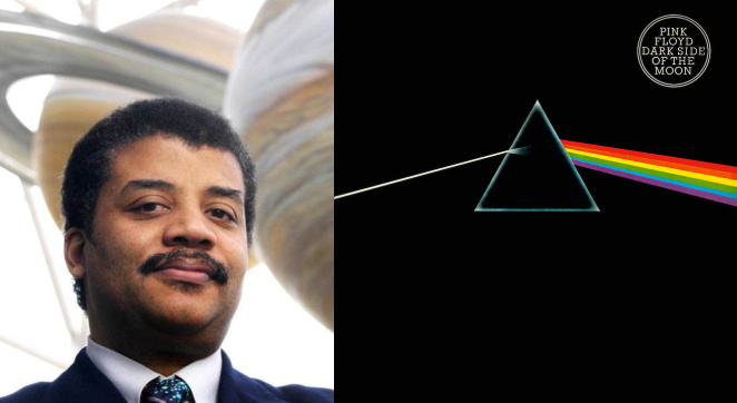 Neil deGrasse Tyson: ?Because of Pink Floyd, I?ve Spent Decades Undoing the Idea That There?s a Dark Side of the Moon?