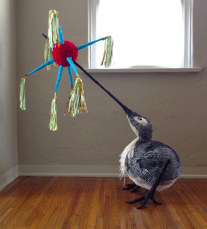 "Fine Art Piñatas Inspired by Hieronymus Bosch's ""The Garden of Earthly Delights"" Artes & contextos Bosch4"