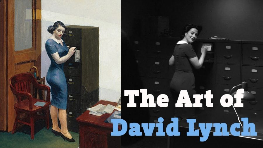"""The Art of David Lynch""— How Rene Magritte, Edward Hopper & Francis Bacon Influenced David Lynch's Cinematic Vision"