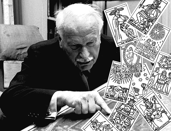 Carl Jung: Tarot Cards Provide Doorways to the Unconscious, and