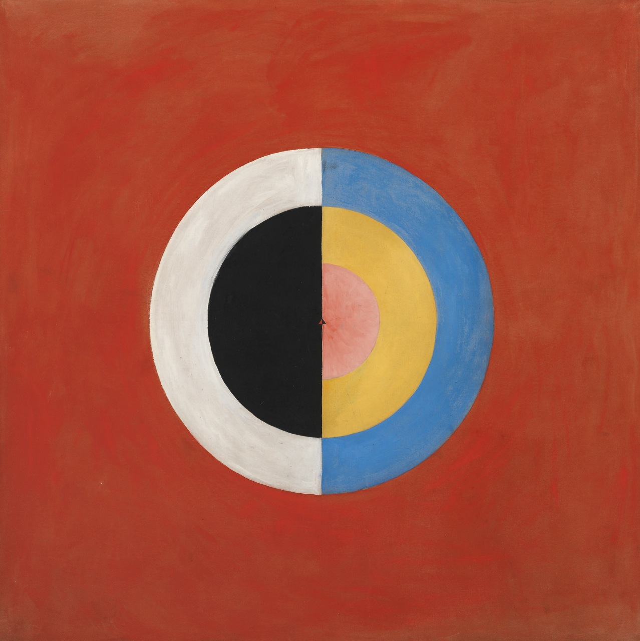 Who Painted the First Abstract Painting?: Wassily Kandinsky? Hilma af Klint? Or Another Contender? Artes & contextos Hilma af Klint Svanen
