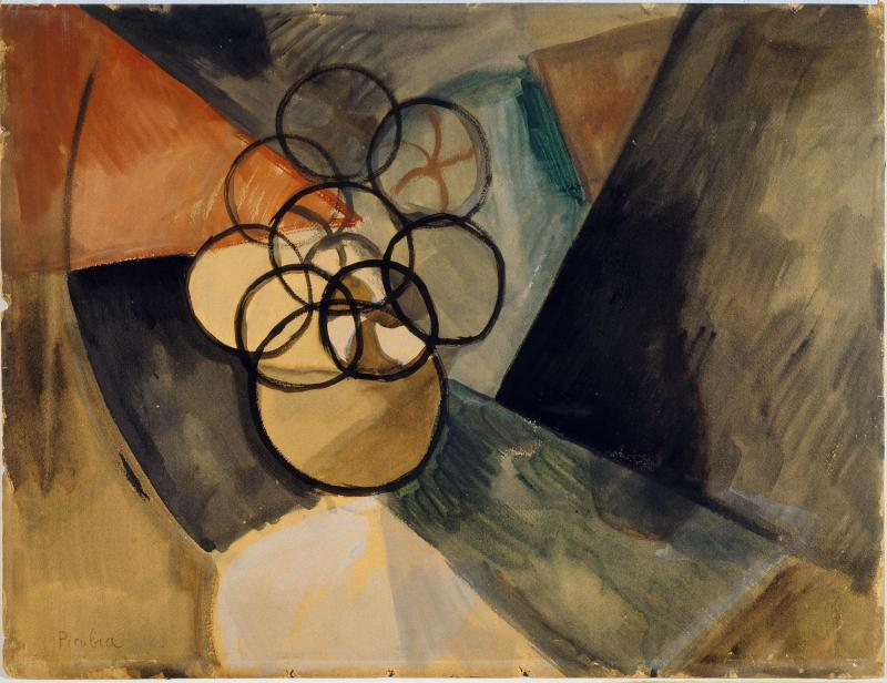 Who Painted the First Abstract Painting?: Wassily Kandinsky? Hilma af Klint? Or Another Contender? Artes & contextos Picabia