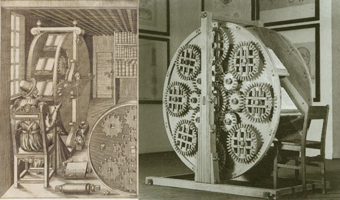 Behold the ?Book Wheel?: The Renaissance Invention Created to Make Books Portable & Help Scholars Study (1588)