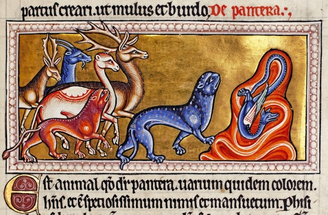 The Aberdeen Bestiary, One of the Great Medieval Illuminated Manuscripts, Now Digitized in High Resolution & Made Available Online