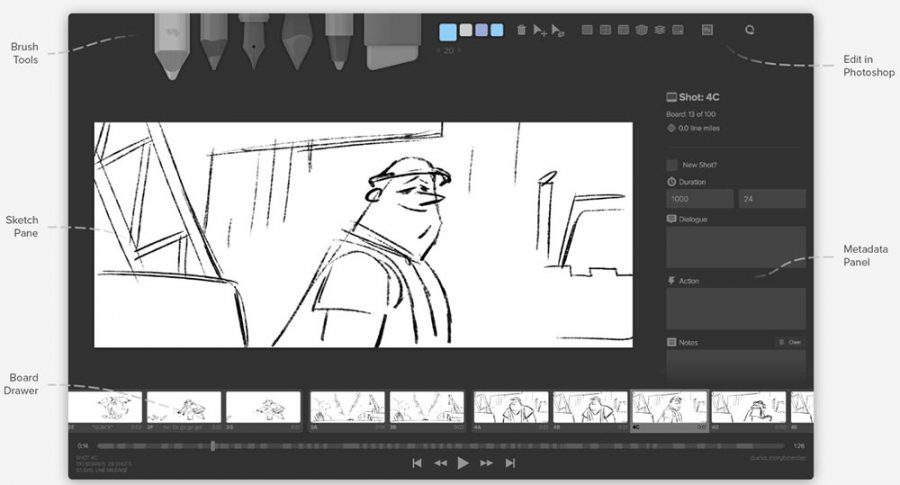 Download New Storyboarding Software That's Free & Open Source