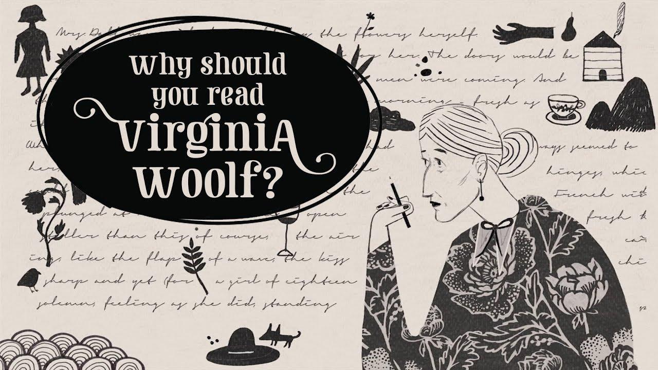shakespeares sister virginia woolf summary