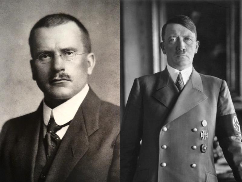 Carl Jung Psychoanalyzes Hitler He S The Unconscious Of 78