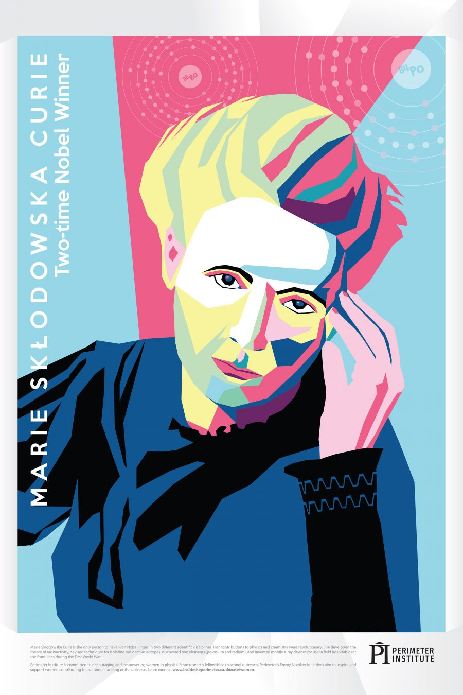 pop art posters celebrate pioneering women scientists download free