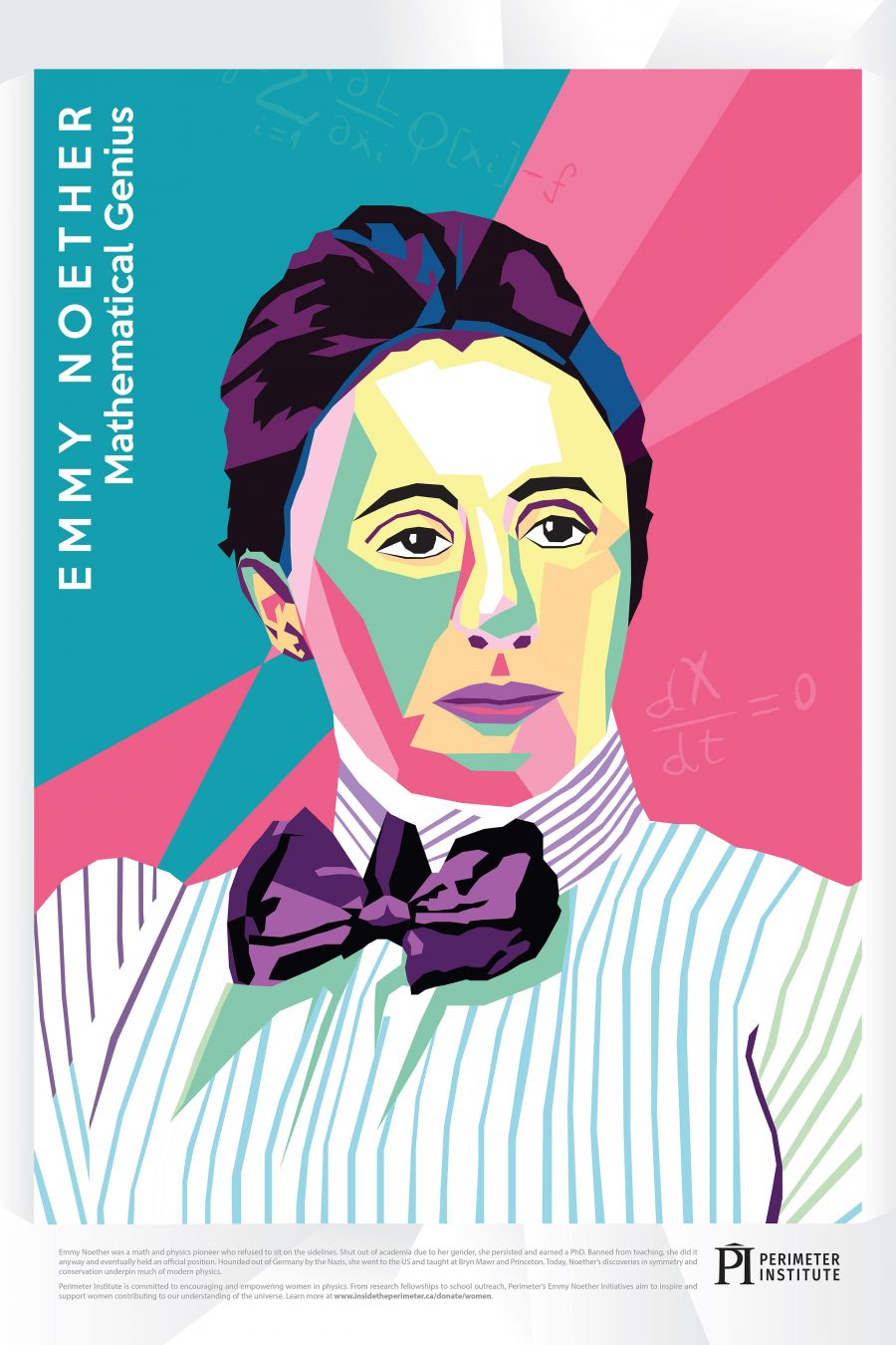 Noether Suffered Discrimination In Germany Owing Not Only To Prejudices Against Women But Also Because She Was A Jew Social Democrat And Pacifist
