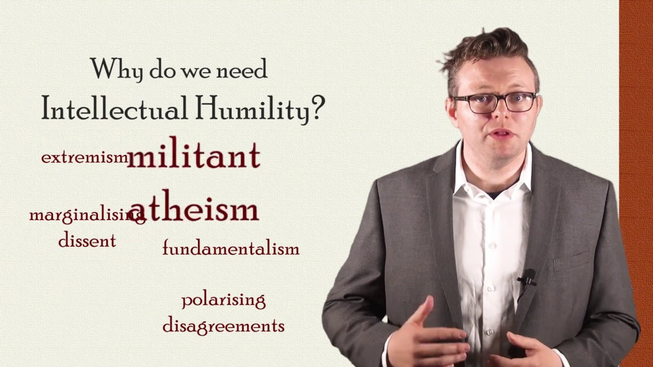 Research Finds That Intellectual Humility Can Make Us Better Thinkers & People; Good Thing There's a Free Course on Intellectual Humility