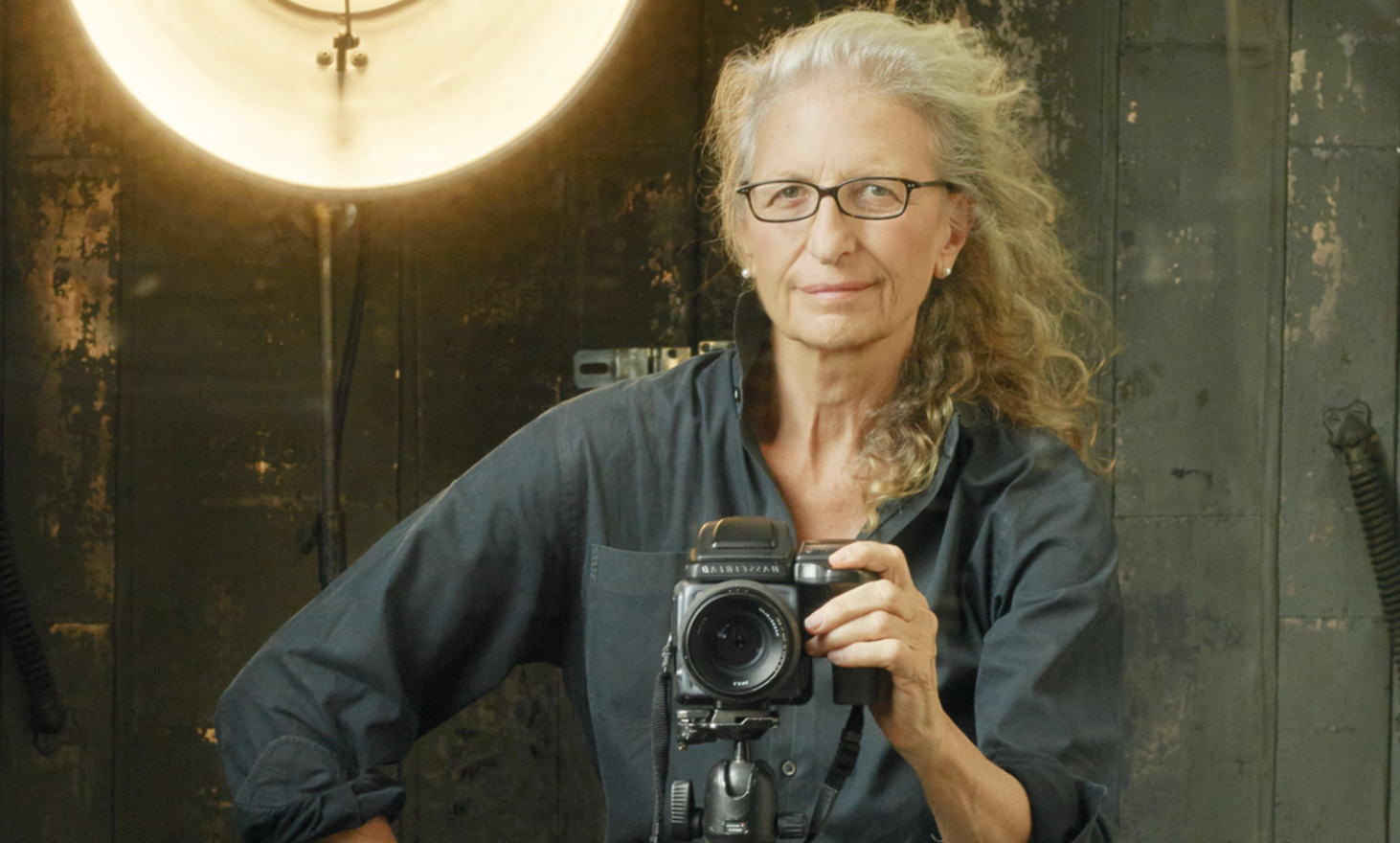 annie leibovitz teaches photography in her first online course open culture. Black Bedroom Furniture Sets. Home Design Ideas