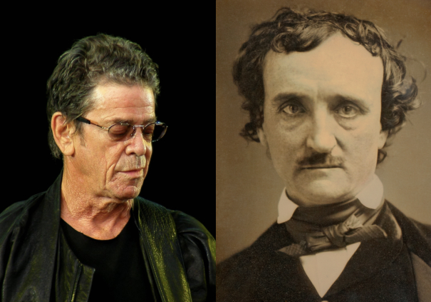 Hear Lou Reed's The Raven, a Tribute to Edgar Allan Poe