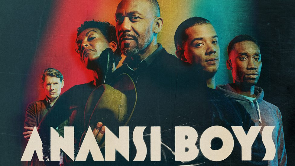 A quick heads up: The BBC is now streaming a new, six-part adaptation of  Anansi Boys, Neil Gaiman's mythical fantasy novel from 2006.